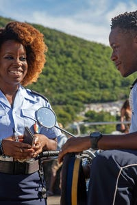 Shyko Amos as Officer Ruby Patterson