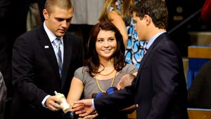 Sarah Palin's Son Track Charged with Domestic Violence