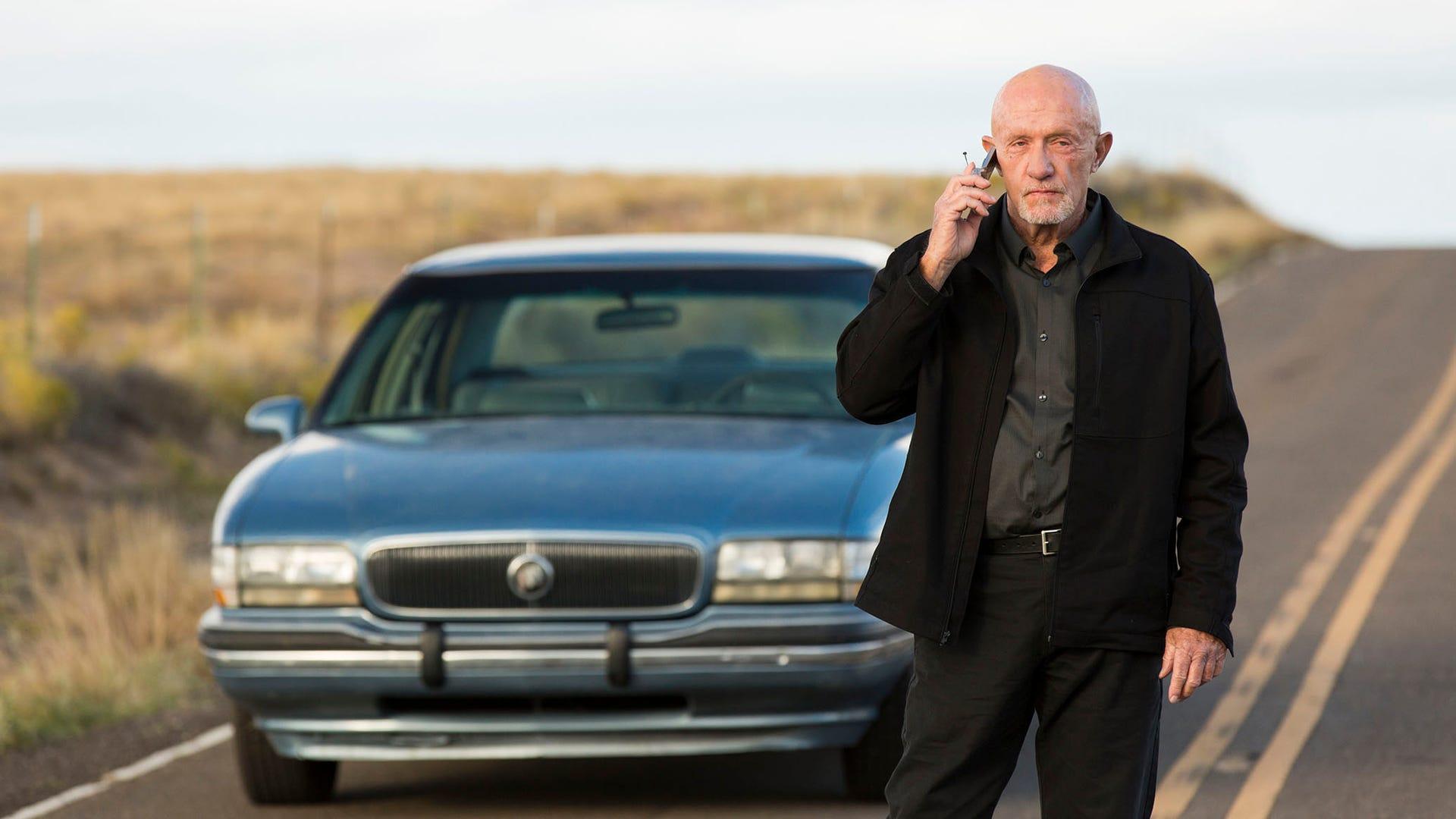 Jonathan Banks, Better Call Saul