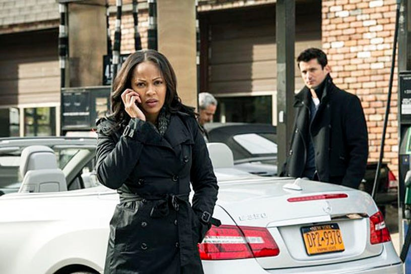 """Deception - Season 1 - """"Don't Be a Dummy"""" - Meagan Good and Wes Brown"""