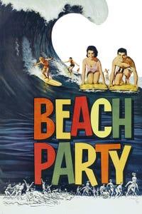 Beach Party as Marianne