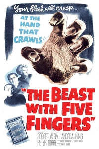 The Beast With Five Fingers as Clara