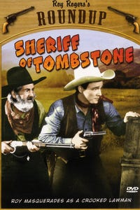 Sheriff of Tombstone as Bill Starr