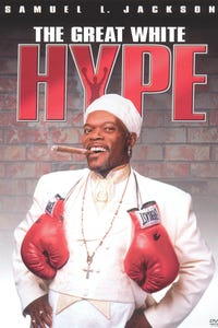 The Great White Hype as Fight Announcer No. 2