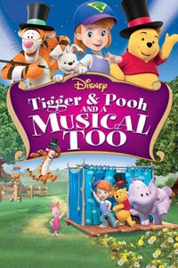 My Friends Tigger & Pooh and a Musical Too as Buster