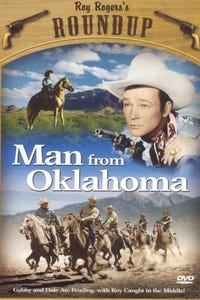 The Man from Oklahoma as Wagon Saboteur