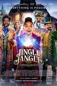 Jingle Jangle: A Christmas Journey as Jessica