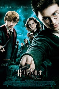 Harry Potter and the Order of the Phoenix as Cedric Diggory
