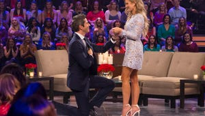 After All That, Arie and Lauren Got Engaged on The Bachelor Finale