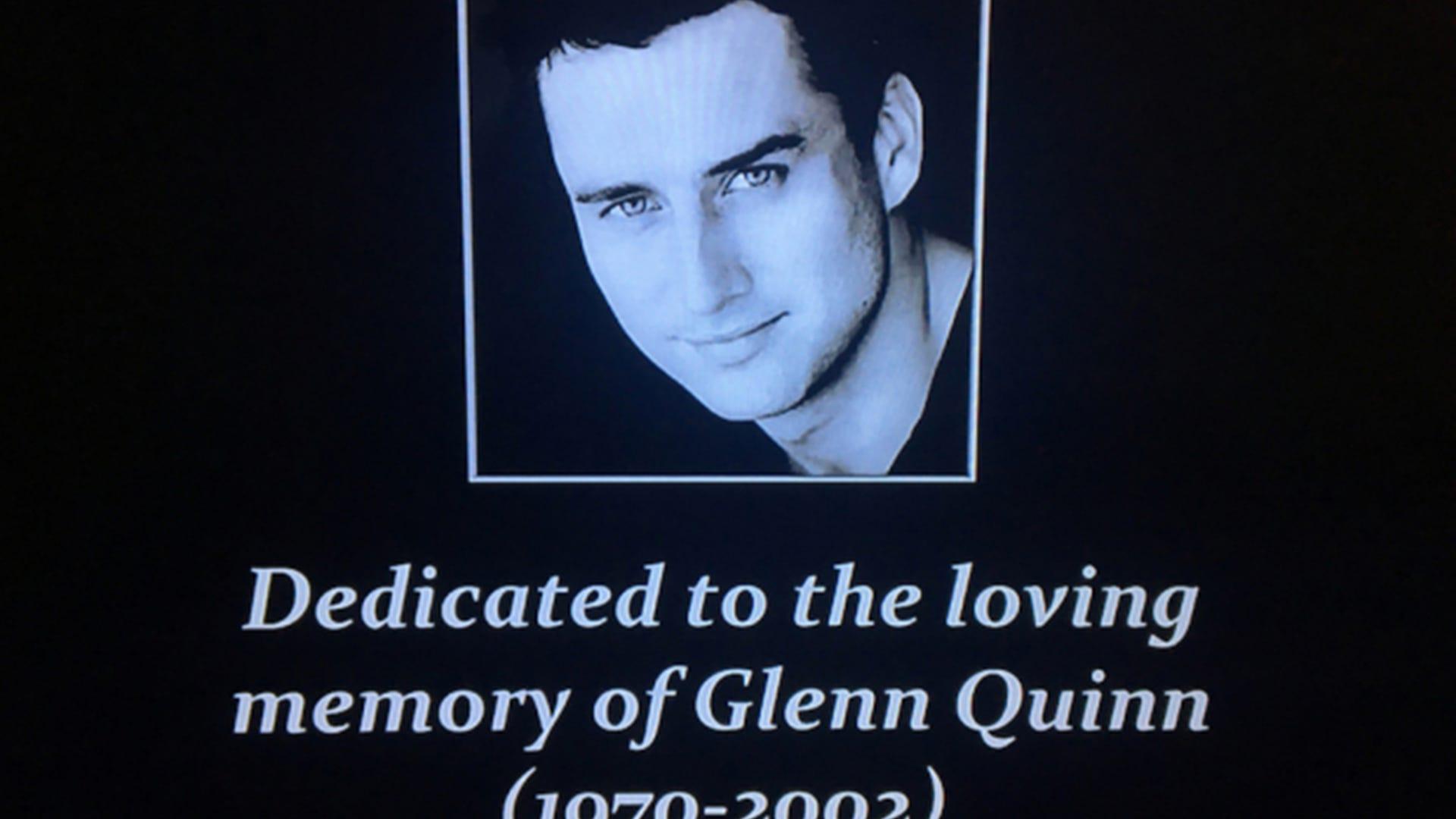 Glenn Quinn, Roseanne