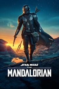 The Mandalorian as Moff Gideon