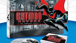 Go Back to the Future with Batman Beyond: The Complete Series on DVD