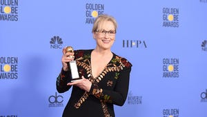 """Donald Trump Calls Meryl Streep """"Over-Rated"""" After She Criticizes Him at the Golden Globes"""