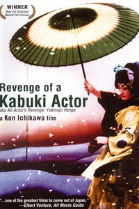 An Actor's Revenge as Isshosai