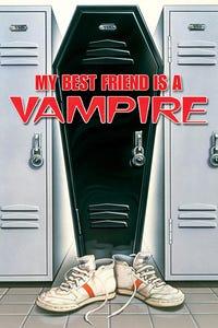 My Best Friend Is a Vampire as Prof. McCarthy