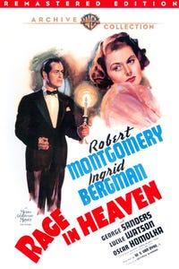 Rage in Heaven as Porter
