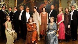 PBS' Downton Abbey Returns January 4