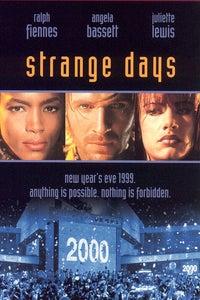 Strange Days as Faith Justin