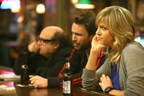 "It's Always Sunny in Philadelphia - Season 6 -  ""Mac Fights Gay Marriage"" - Danny DeVito, Charlie Day and Katlin Olson"