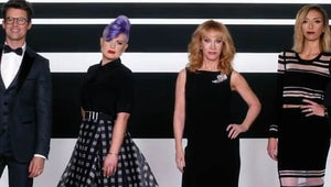 VIDEO: Watch the First Promo For Fashion Police With Kathy Griffin