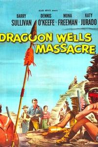 Dragoon Wells Massacre as Tioga