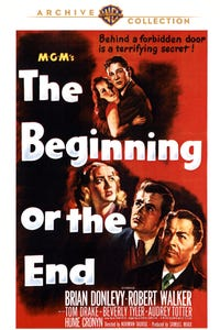 The Beginning or the End as Dr. Ernest O. Lawrence