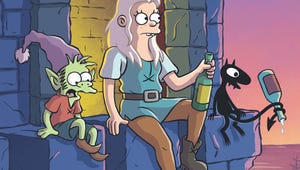 Disenchantment Is Packed With Easter Eggs, So Watch Carefully