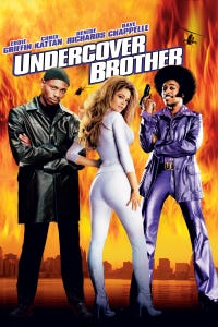 Undercover Brother as Mr. UB