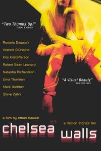 Chelsea Walls as Ross