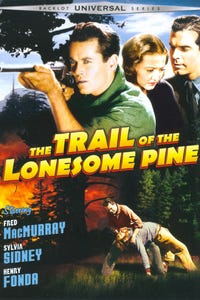 Trail of the Lonesome Pine as June Tolliver