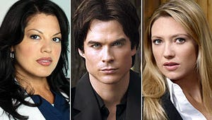 Mega Buzz: Hope for Calzona on Grey's, Damon's Vampire Rival and a Fringe Death
