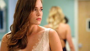 Revenge's Christa B. Allen: You'll See Just How Hideous Conrad Is on Sunday's Episode