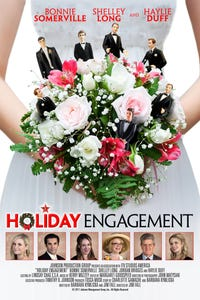 Holiday Engagement as Hillary Burns