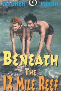 Beneath the 12-Mile Reef as David Rhys