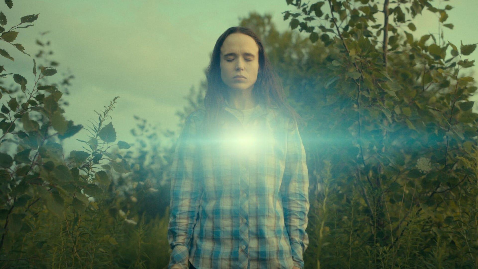 Ellen Page, The Umbrella Academy