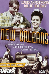 New Orleans as Louis Armstrong