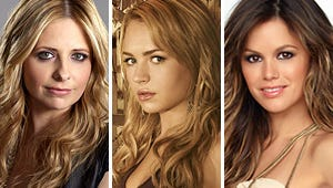 Can Sarah Smooch? And 9 Other Funny Reveals From Ringer, Secret Circle and Dixie