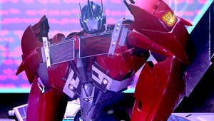 Exclusive Video: Revenge Comes to The Hub's Transformers Prime