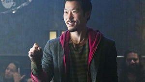 Tomorrow People's Aaron Yoo: Russell Uses His Humor to Hide a Dark Secret