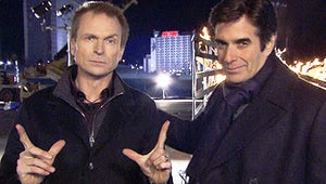 Amazing Race Sneak Peek: David Copperfield Brings the Magic in Death-Defying Finale Task