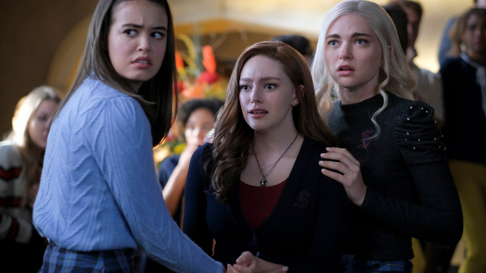 Kaylee Bryant, Danielle Rose Russell, and Jenny Boyd, Legacies