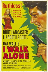 I Walk Alone as Watchman