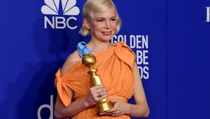 Michelle Williams Gives Moving Pro-Choice Speech at Golden Globes