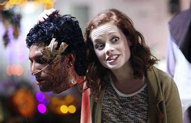 "Suburgatory - Season 1 - ""Halloween"" - Jane Levy"