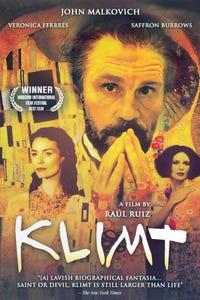 Klimt as Lea de Castro
