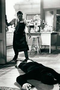 Leo G. Carroll as Louis Sentinelli