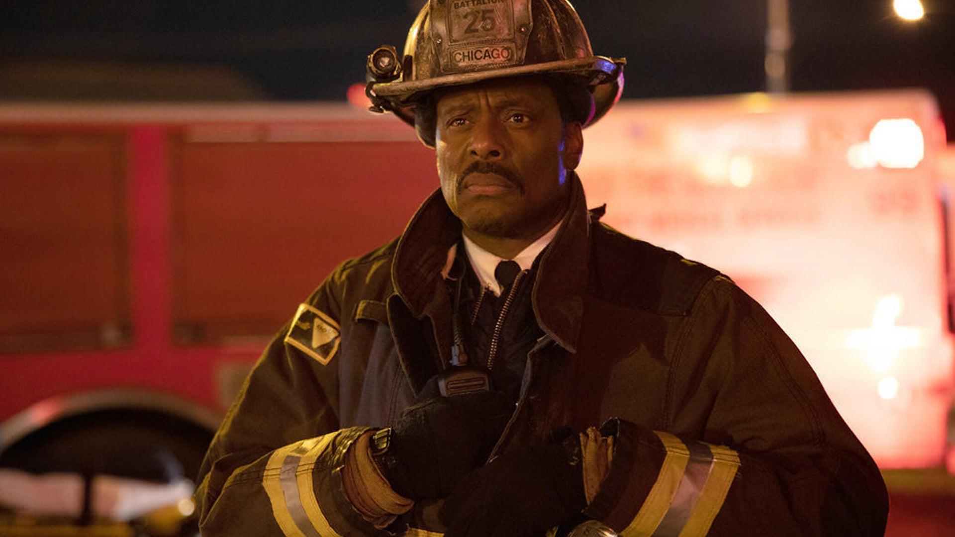 Eamonn Walker, Chicago Fire