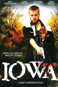 Iowa as Effie Harte