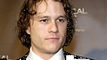 "Heath Ledger: ET Nixes Drug Video, as Williams Fights Tabloid ""Lies"""