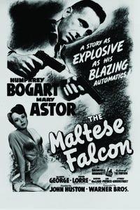 The Maltese Falcon as Announcer
